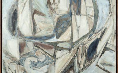 Fred Aldenberg (1922)  Hidden landscape (ca.1960)