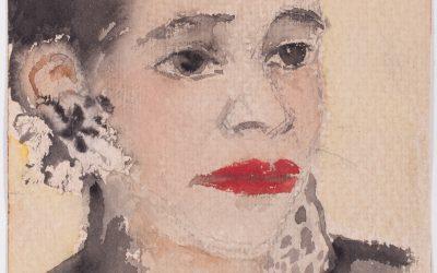 Nola Hatterman (1899-1984)  Zelfportret
