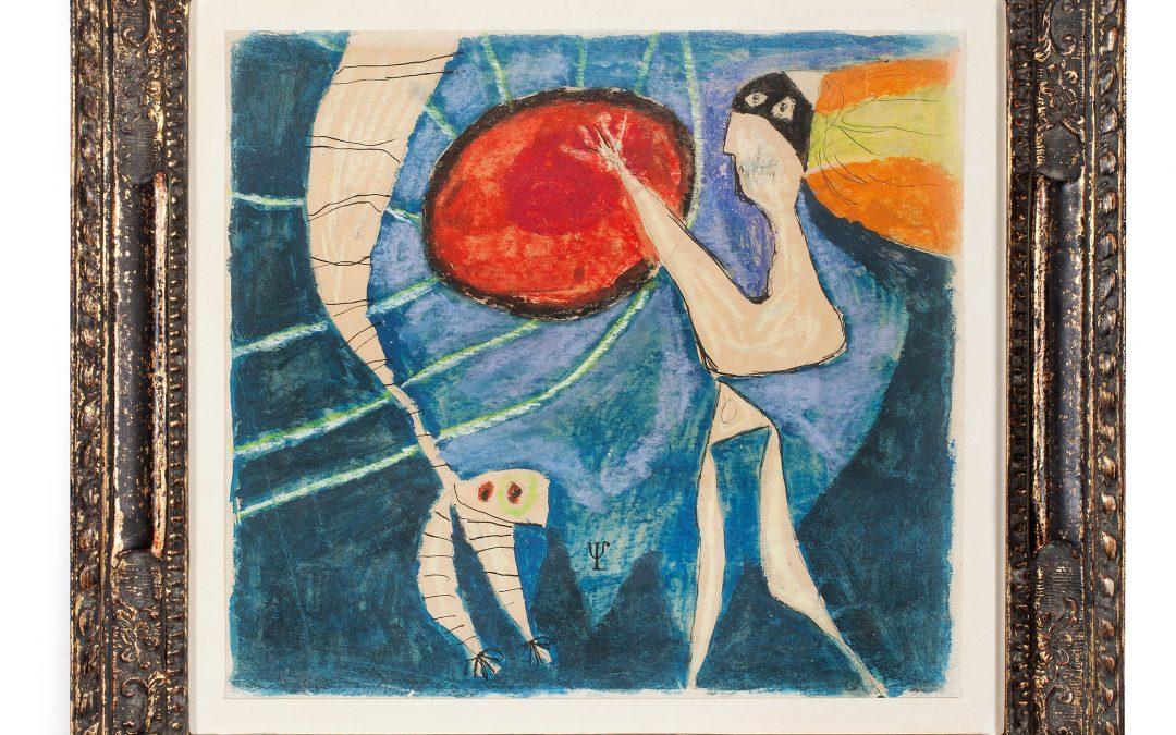 Lucebert (1924-1994)Untitled