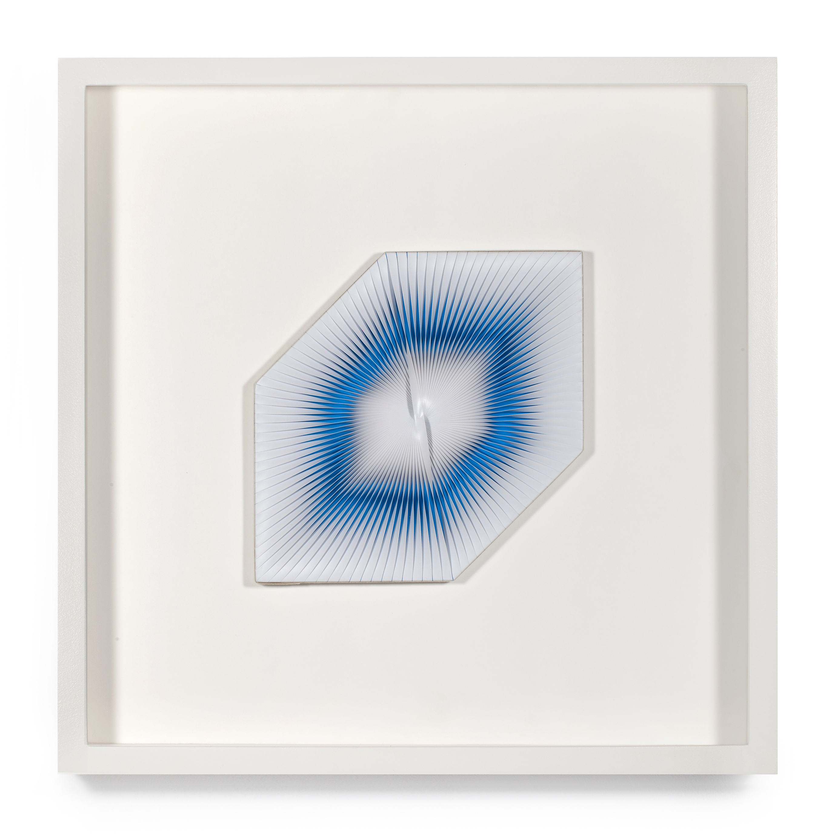 Alberto Biasi (1937)  Dinamica Obliqua (1962/1990)