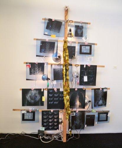 Ritsaert ten Cate (1939-2008)  X-mas piece (ca.2000)
