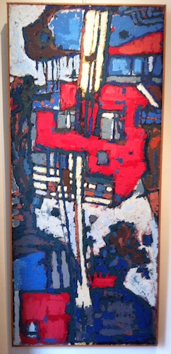 Wim Motz (1900-1977) Compositie