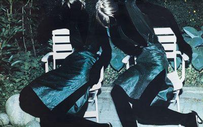 Viviane Sassen (1972) Das Wald Duo (1998)