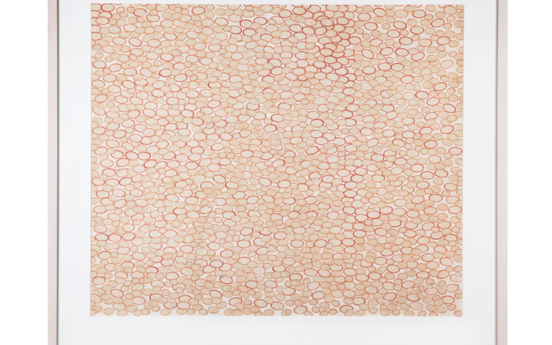 Yayoi Kusama (1929)Accumulation of Globulars (No.B)