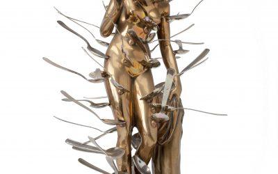 Fernandez Arman (1928-2005)Venus met lepels