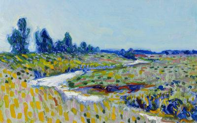 LEO GESTEL (1881-1941)Landscape