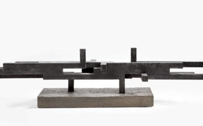 André Volten (1925-2002)Horizontale constructie (1963)