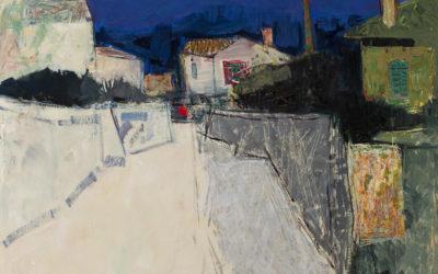 Wim Oepts (1904-1988)Witte dorpsstraat