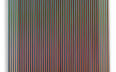 CARLOS CRUZ-DIEZ (1923)PHYSICHROMIE NO.2331 (1993)