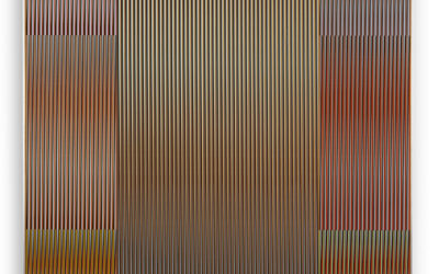 CARLOS CRUZ-DIEZ (1923)PHYSICHROMIE NO.688 (1973)