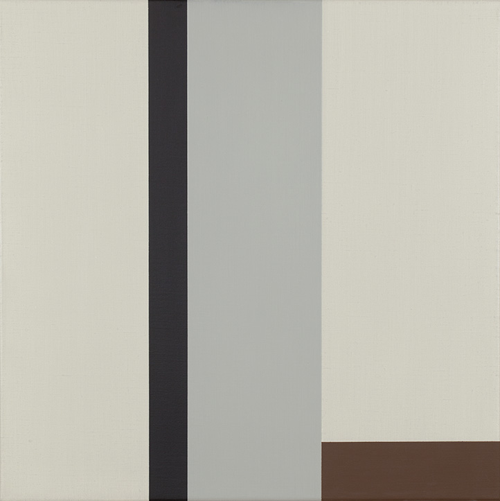 GEERT VAN FASTENHOUT (1935-2016)Schilderij no.29-1989