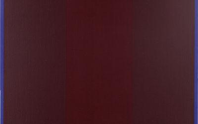 GEERT VAN FASTENHOUT (1935-2016)Painting no.24-1984