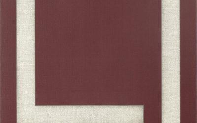 GEERT VAN FASTENHOUT (1935-2016)Schilderij no.4-1993