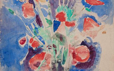 GEER VAN VELDE (1898-1977)BOUQUET (ca.1934)