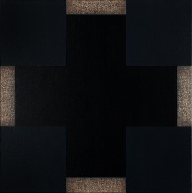 GEERT VAN FASTENHOUT (1935-2016)Painting No.41-1993/94