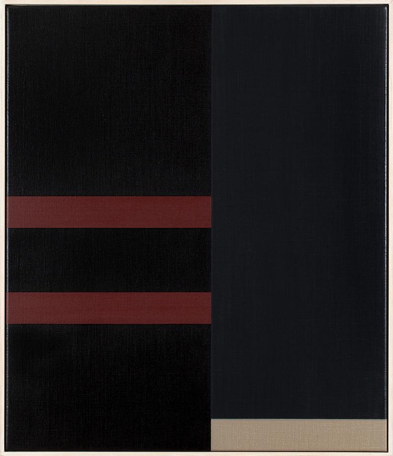 GEERT VAN FASTENHOUT (1935-2016)Schilderij no.30 1998/02
