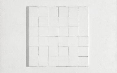 HERMAN DE VRIES (1931)6X6