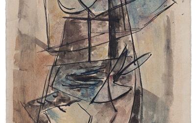 FRANTISEK FOLTYN (1891-1976)Composition (ca.1936)