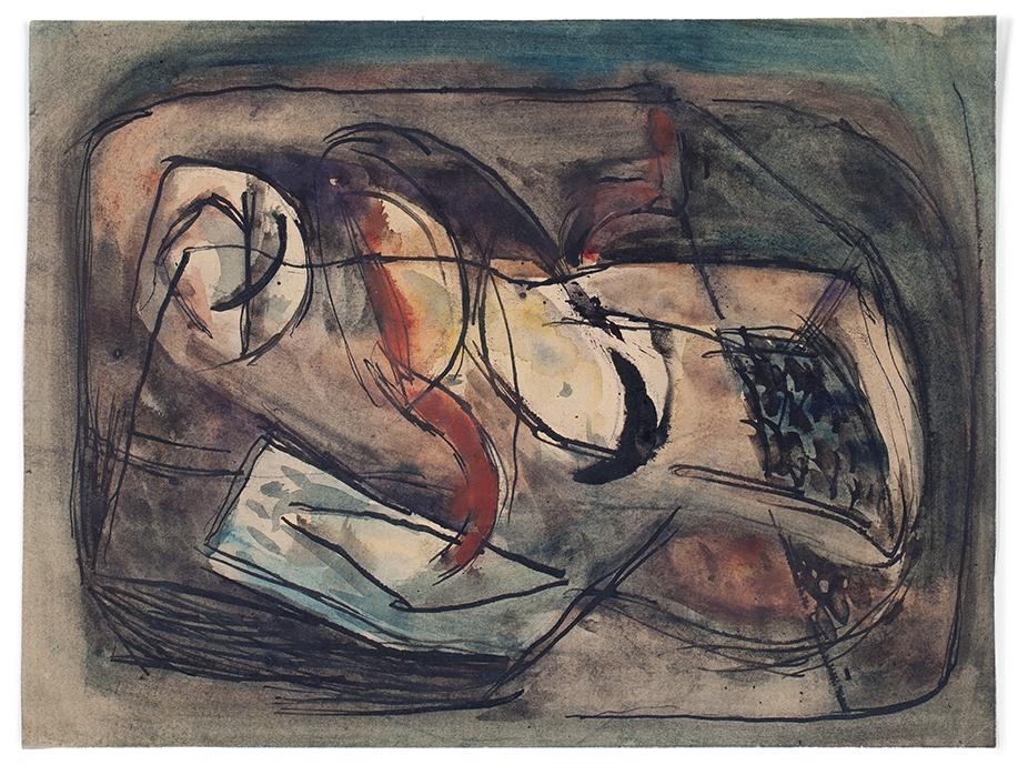 FRANTISEK FOLTYN (1891-1976)Obraz