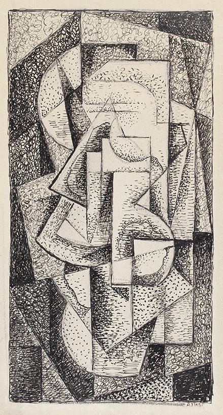 ALBERT FIKS (1908-1945)Compositie