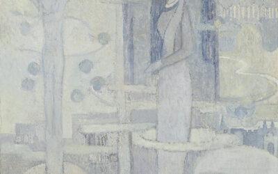 HENRI VAN DAALHOFF (1867-1953)CHRIST (CA. 1893)