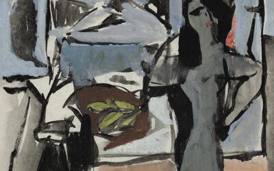 GEER VAN VELDE (1898-1977)SANS TITRE (CA.1943)