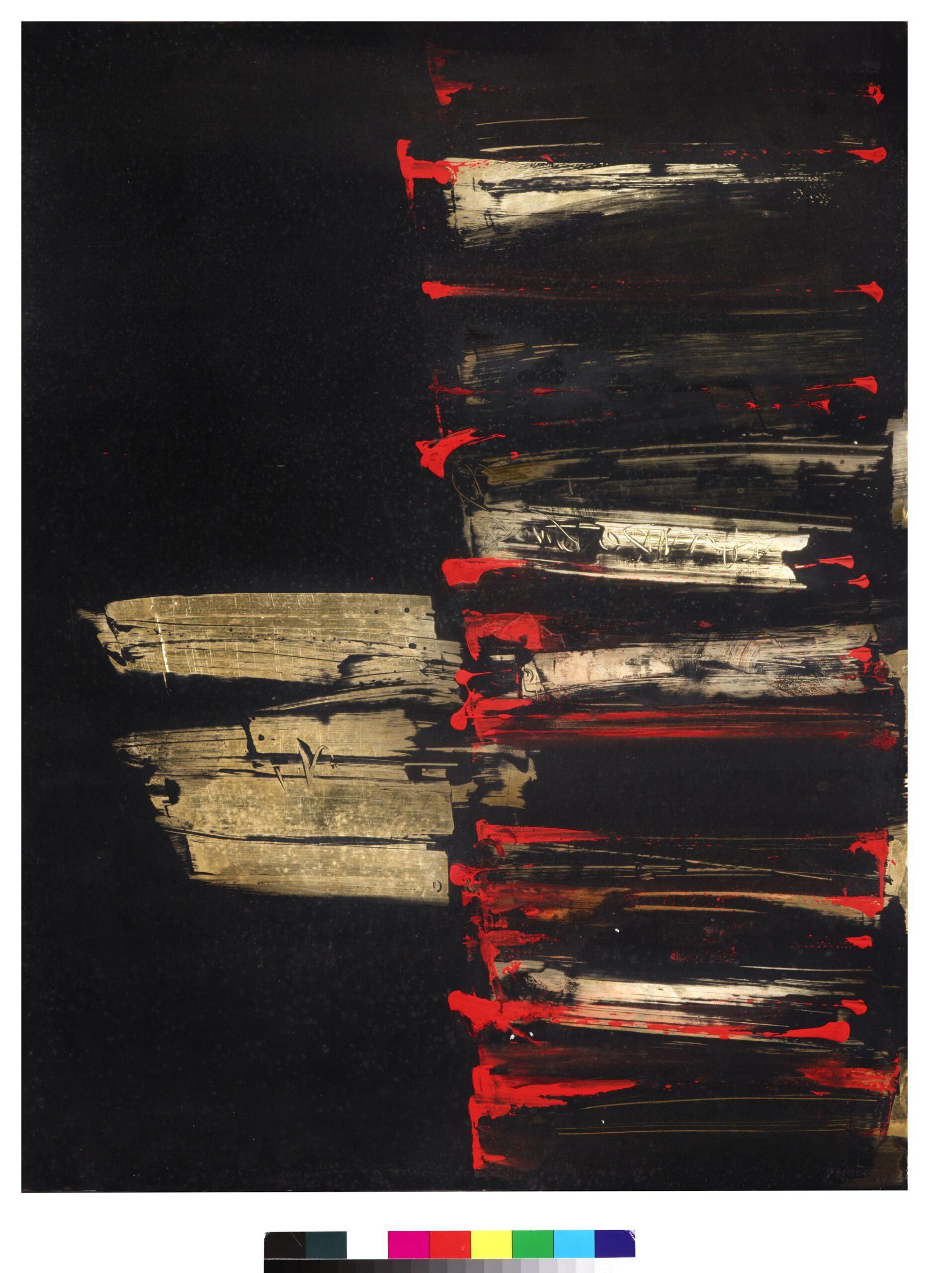 HISAO DOMOTO (1928-2013) Untitled
