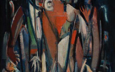 GEER VAN VELDE (1898-1977)DANSERS (CA.1928/29)