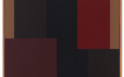 Geert van Fastenhout (1935-2016)schilderij no.18-2005